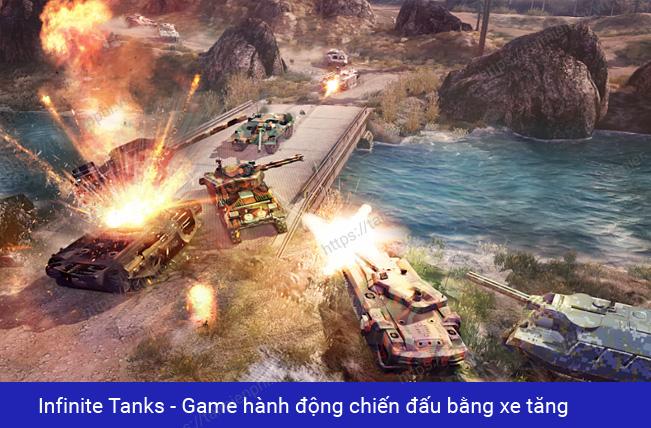 2 player tank game
