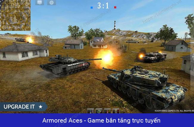 tank game board