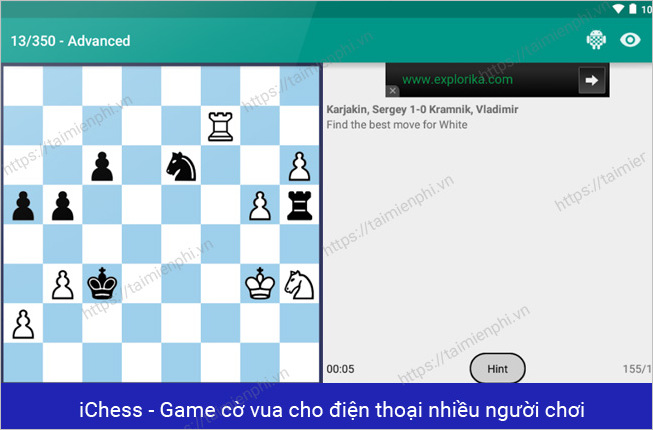 tai game co king for android