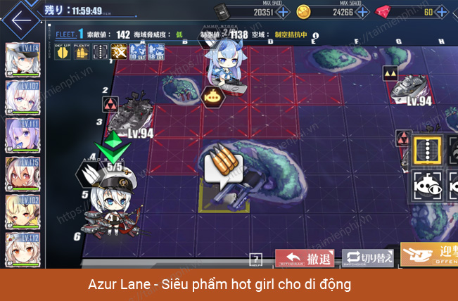 top game anime dinh nhat 2
