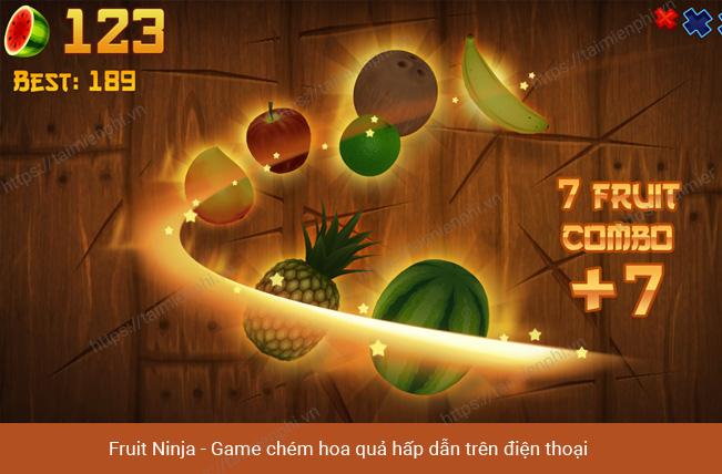 top game hoa qua hap dan 2