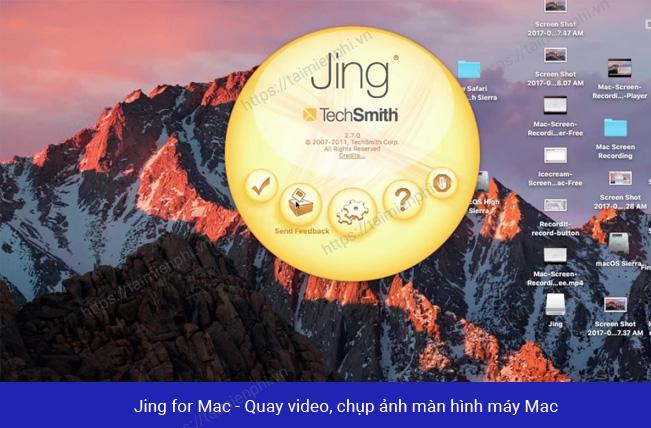 Top phần mềm quay màn hình Macbook tốt nhất