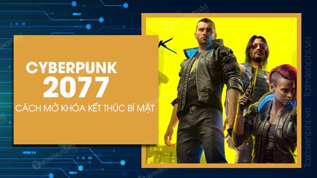 How to make a secret in cyberpunk 2077