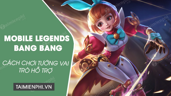 how to play the role of tro ho tro in mobile legends