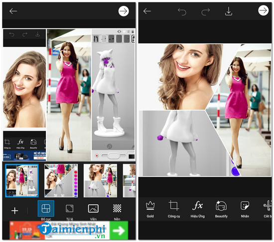how to use picsart 4