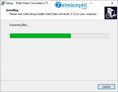 cai dat Total Video Converter
