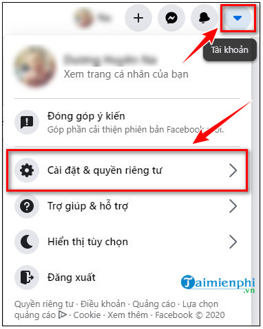 How to activate 2 layers on facebook