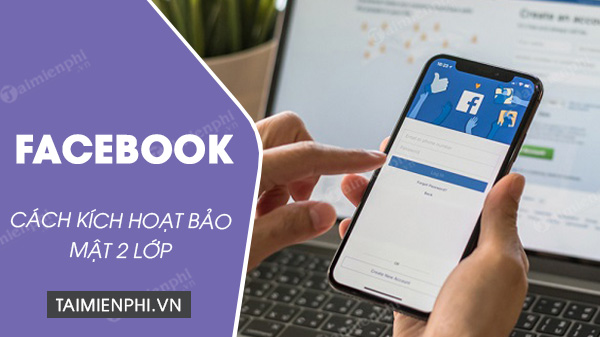How to activate 2-layer mask on facebook