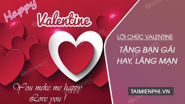 loi chuc valentine tang ban gai