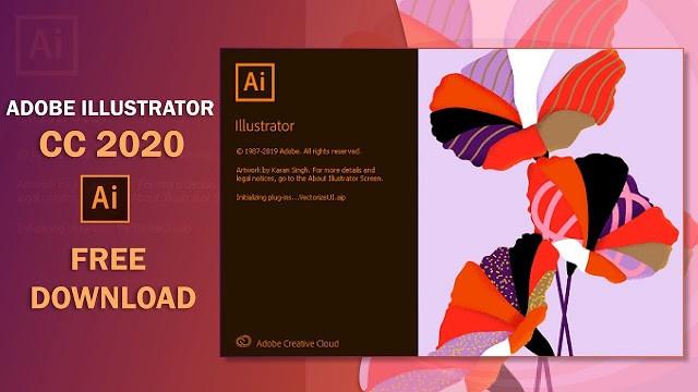 Link tải Adobe Illustrator CC 2020, CC 2019 FULL