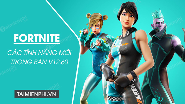 new features in fortnite you v12 60