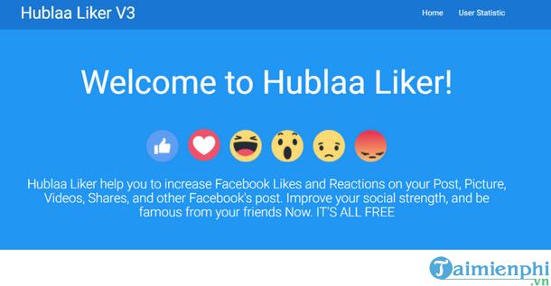 Top phần mềm Auto like Facebook tốt nhất 3