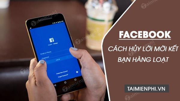 cach huy loi moi ket ban hang loat tren facebook don gian nhat'