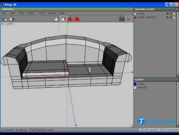 Top phần mềm dựng mô hình 3D tốt nhất trong thiết kế nội thất