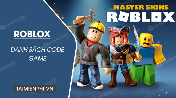 nhan code game roblox