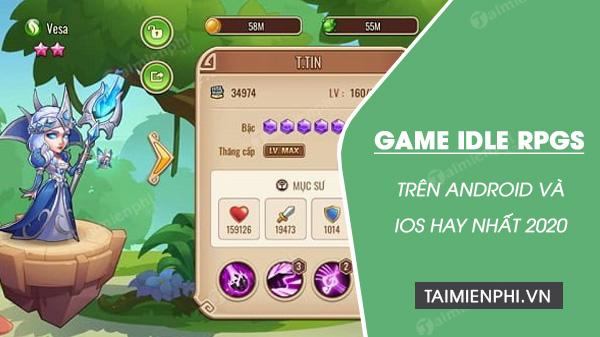 tong hop cac game nhap vai hay nhat 2020 cho dien thoai android va ios