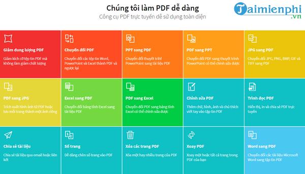 Cách tạo file PDF trên máy tính từ Word, trực tuyến 7