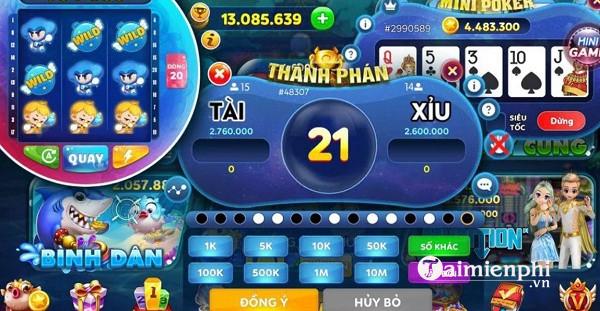 game ban ca tai loc doi thuong