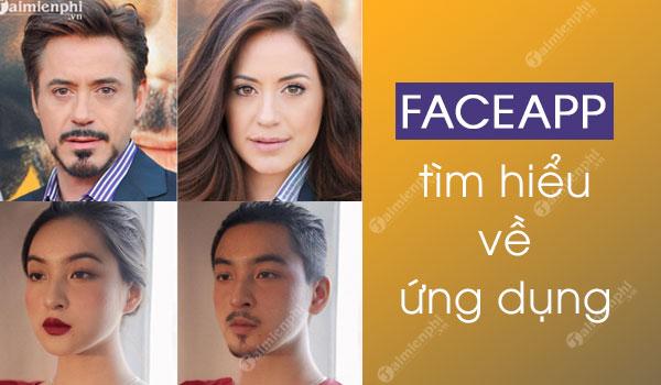 Ứng dụng FaceApp có an toàn không? Có nên cài không?