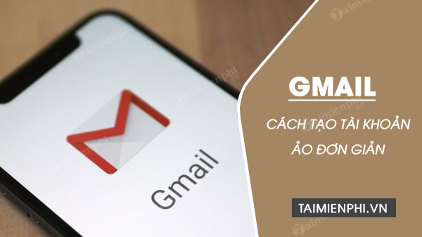 The most simple way to create Gmail