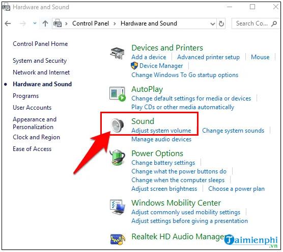 Cách sửa lỗi máy tính bị mất âm thanh, laptop không có tiếng 38