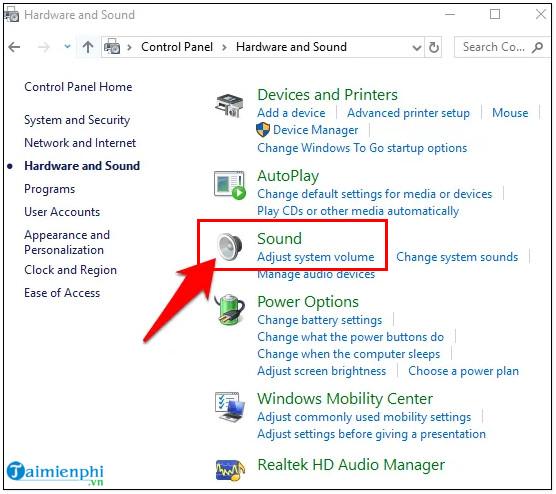 Cách sửa lỗi máy tính bị mất âm thanh, laptop không có tiếng 32