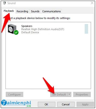 Cách sửa lỗi máy tính bị mất âm thanh, laptop không có tiếng 33