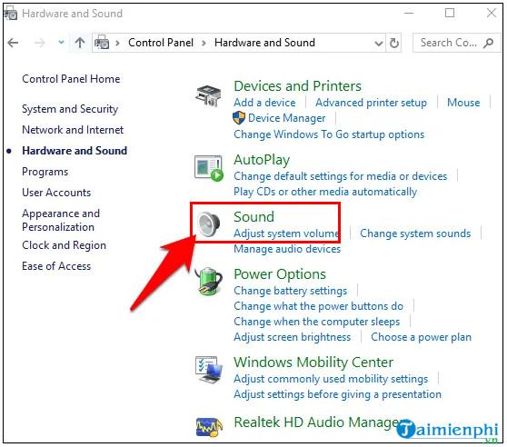 Cách sửa lỗi máy tính bị mất âm thanh, laptop không có tiếng 34