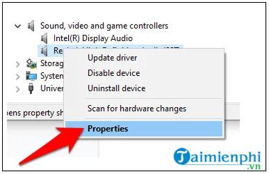 Cách sửa lỗi máy tính bị mất âm thanh, laptop không có tiếng 20