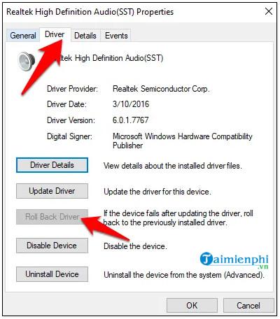 Cách sửa lỗi máy tính bị mất âm thanh, laptop không có tiếng 21