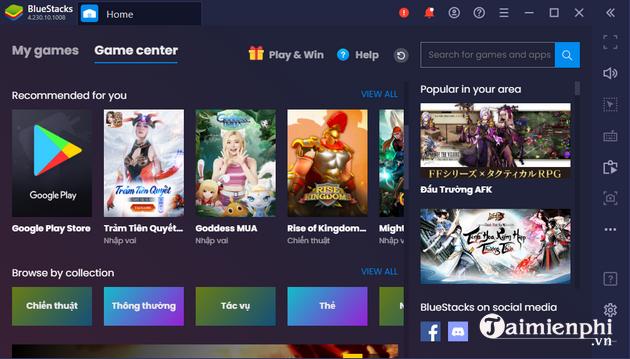 Top Phần mềm giả lập Android trên máy tính 34
