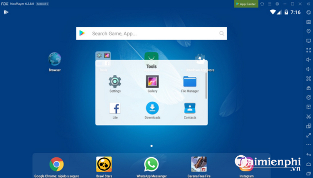 Top Phần mềm giả lập Android trên máy tính 6