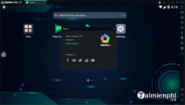 Top Phần mềm giả lập Android trên máy tính 8