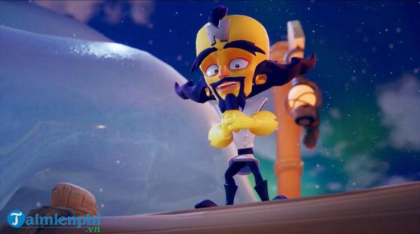 bản demo của trò chơi crash bandicoot 4 về thời gian