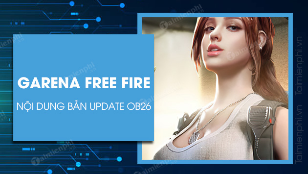 Free fire ob26 details