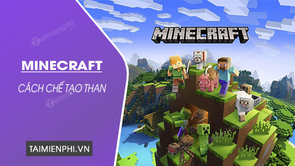 cach che tao than cui trong minecraft