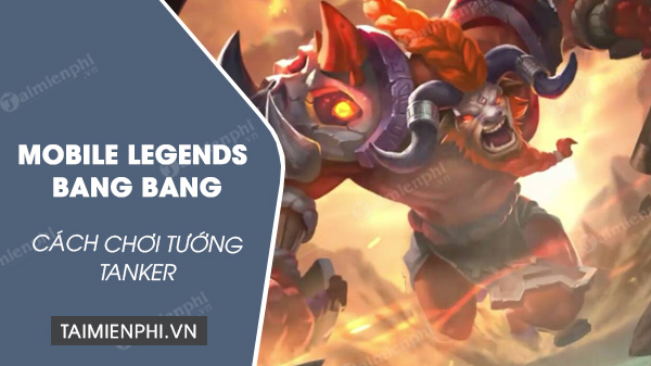 how to play tank in mobile legends bang bang