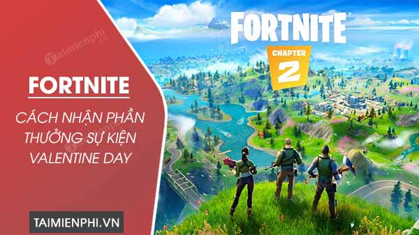 how to receive valentine's day greeting card in fortnite
