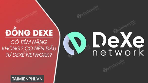 dexe network la gi