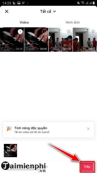 app hieu ung video tiktok
