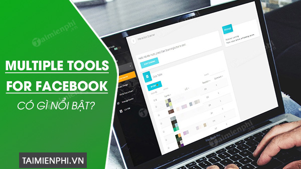 multiple tools cho facebook co gi noi ba