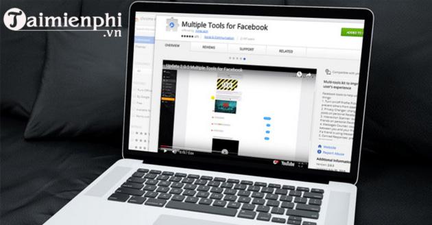 tai Multiple Tools for Facebook