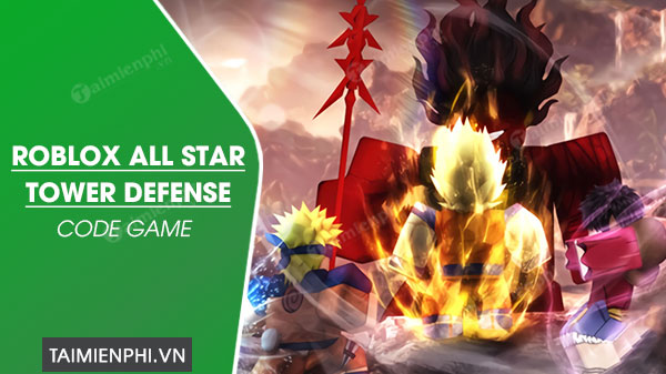 code game all star tower defense