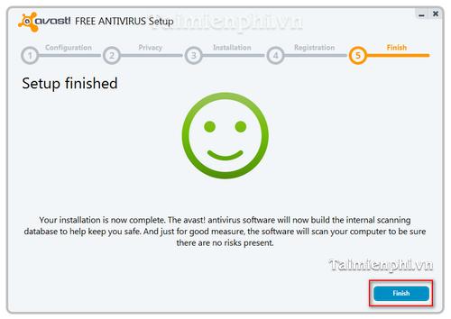 Hướng dẫn cài đặt và sử dụng Avast Free Antivirus diệt virus hiệu quả trên máy tính 17