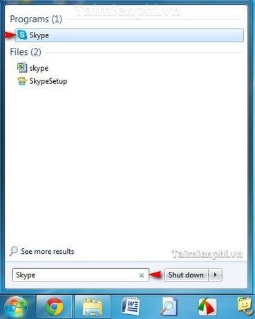 chan cuoc goi skype