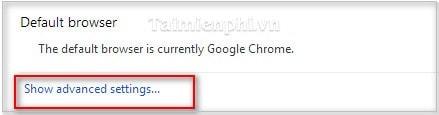 Google Chrome khong ket noi duoc internet