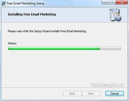 Hướng dẫn cài iWesoft Free Email Marketing gửi Email hàng loạt