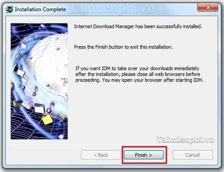 Cách cài Internet Download Manager tải file trên máy tính 6