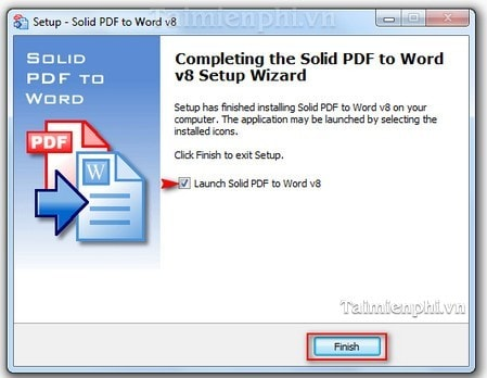 cai dat PDF to Word Converter