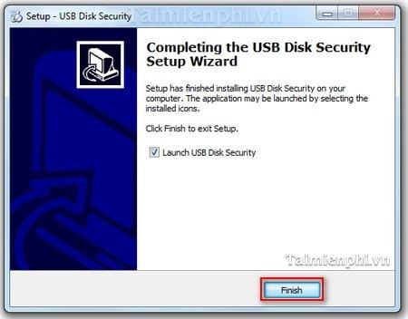 USB disk security installation understand